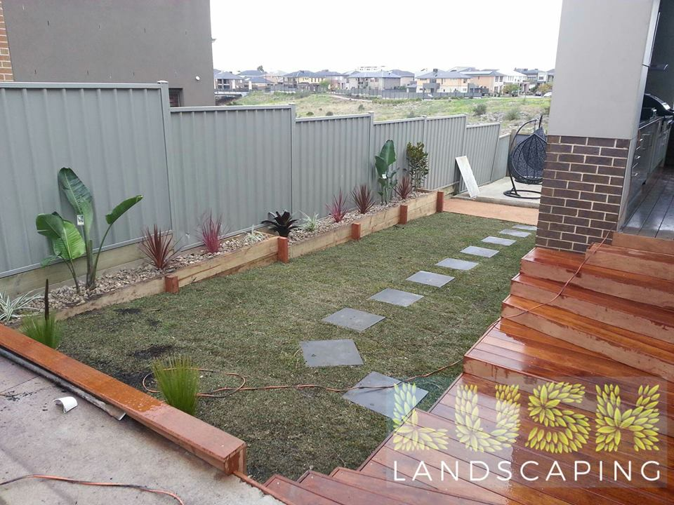 Landscapers in Templestowe