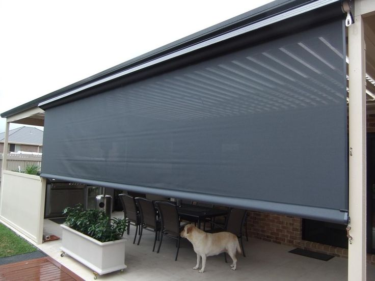 Adelaide outdoor blinds