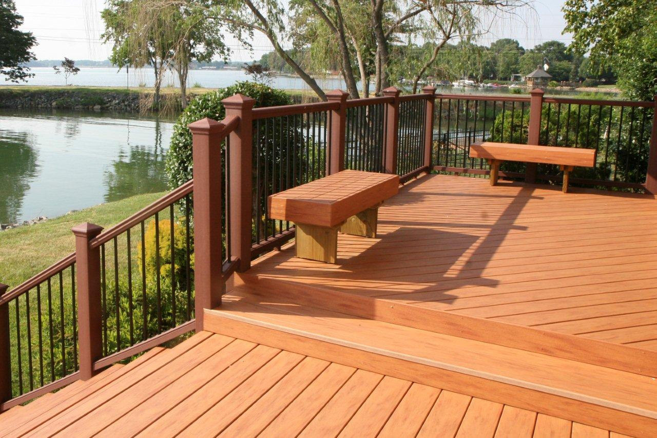 4 Tips for Updating your Deck decking