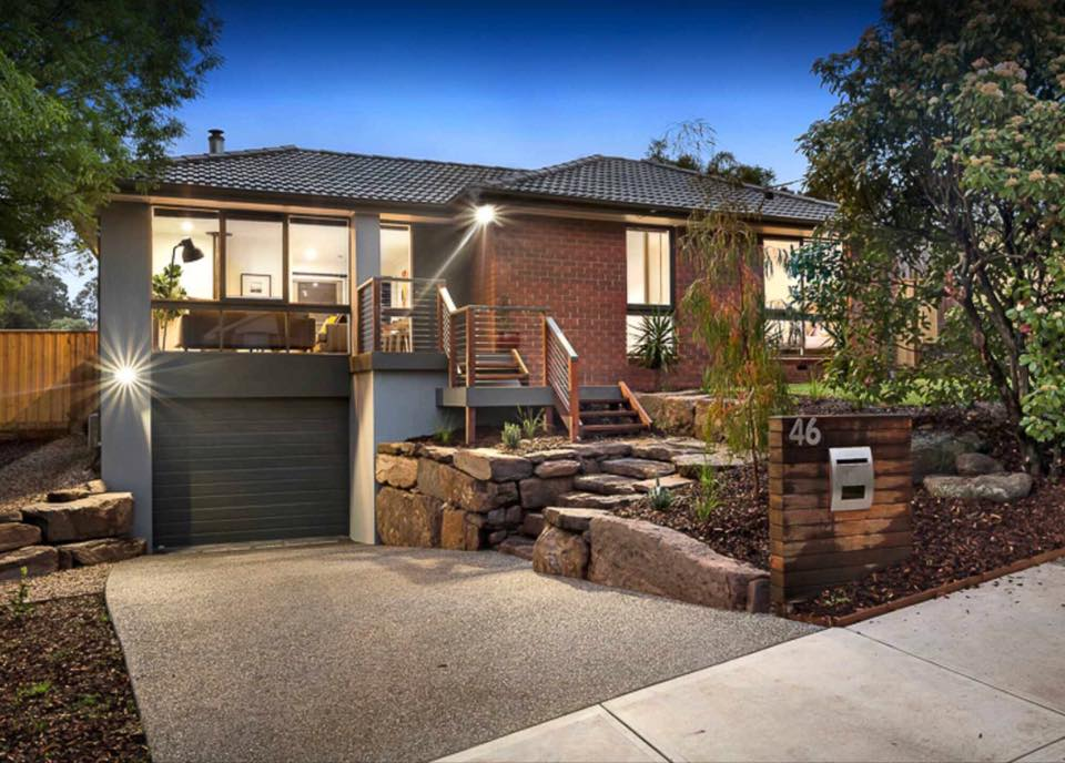 Sloping Block Builders Melbourne