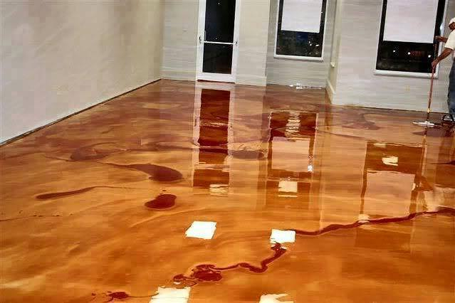 Types Of Epoxy Floor Covering To Have Your Covered