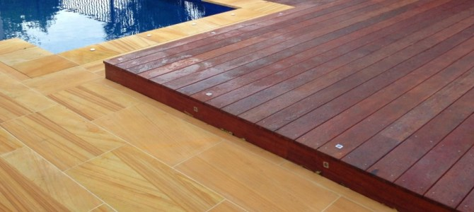 timber decking Adelaide