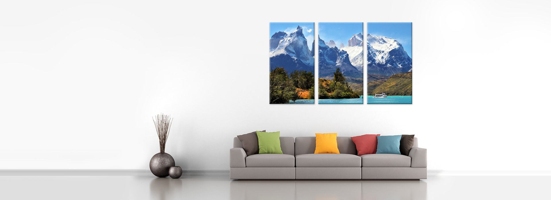 Custom Canvas Prints Online