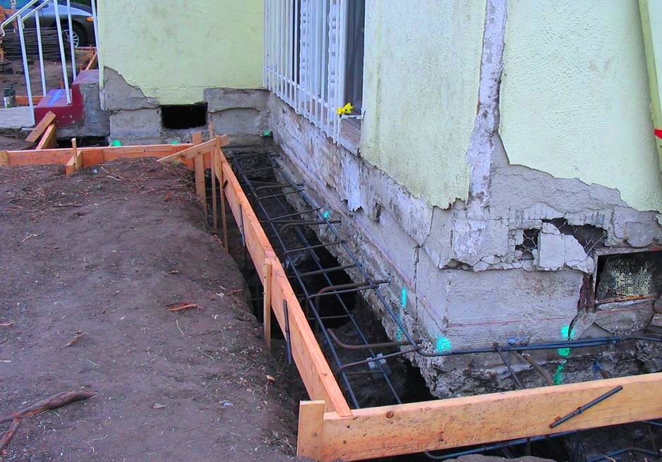 House Underpinning Melbourne