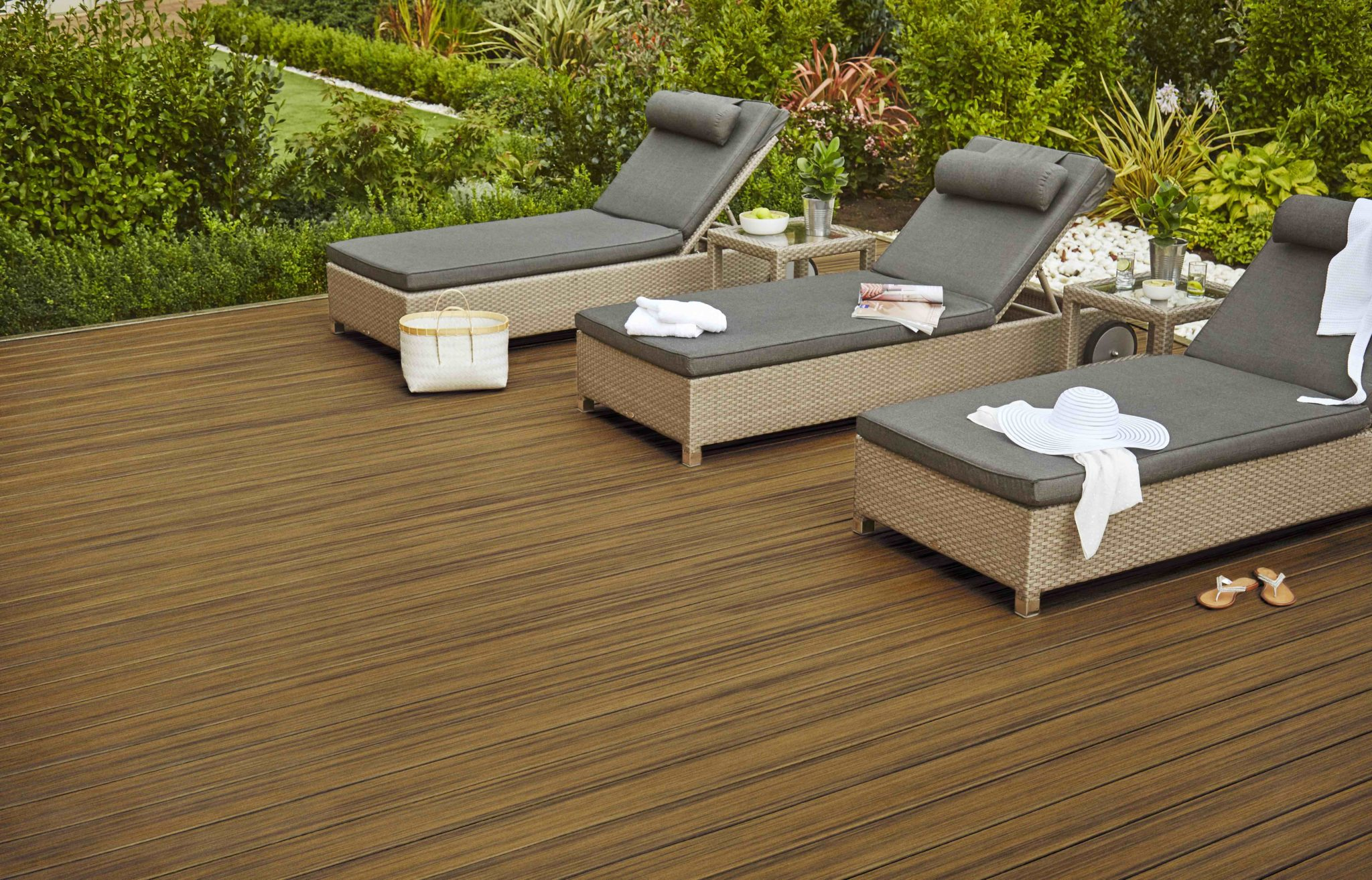 Merbau Decking Melbourne