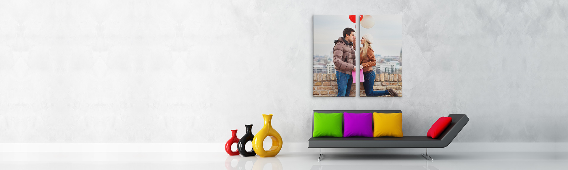 Canvas Prints Wall Display