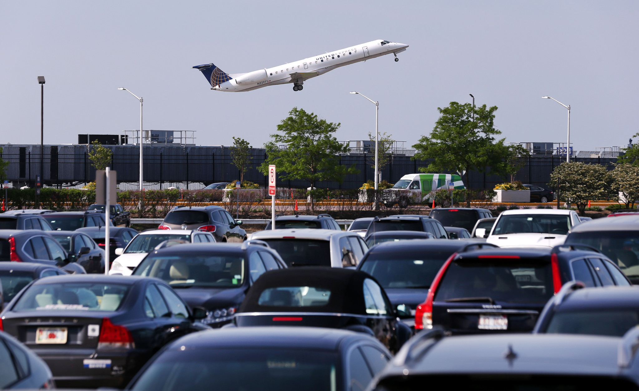 Airport Long Term Parking