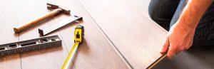 Timber Floor Installation