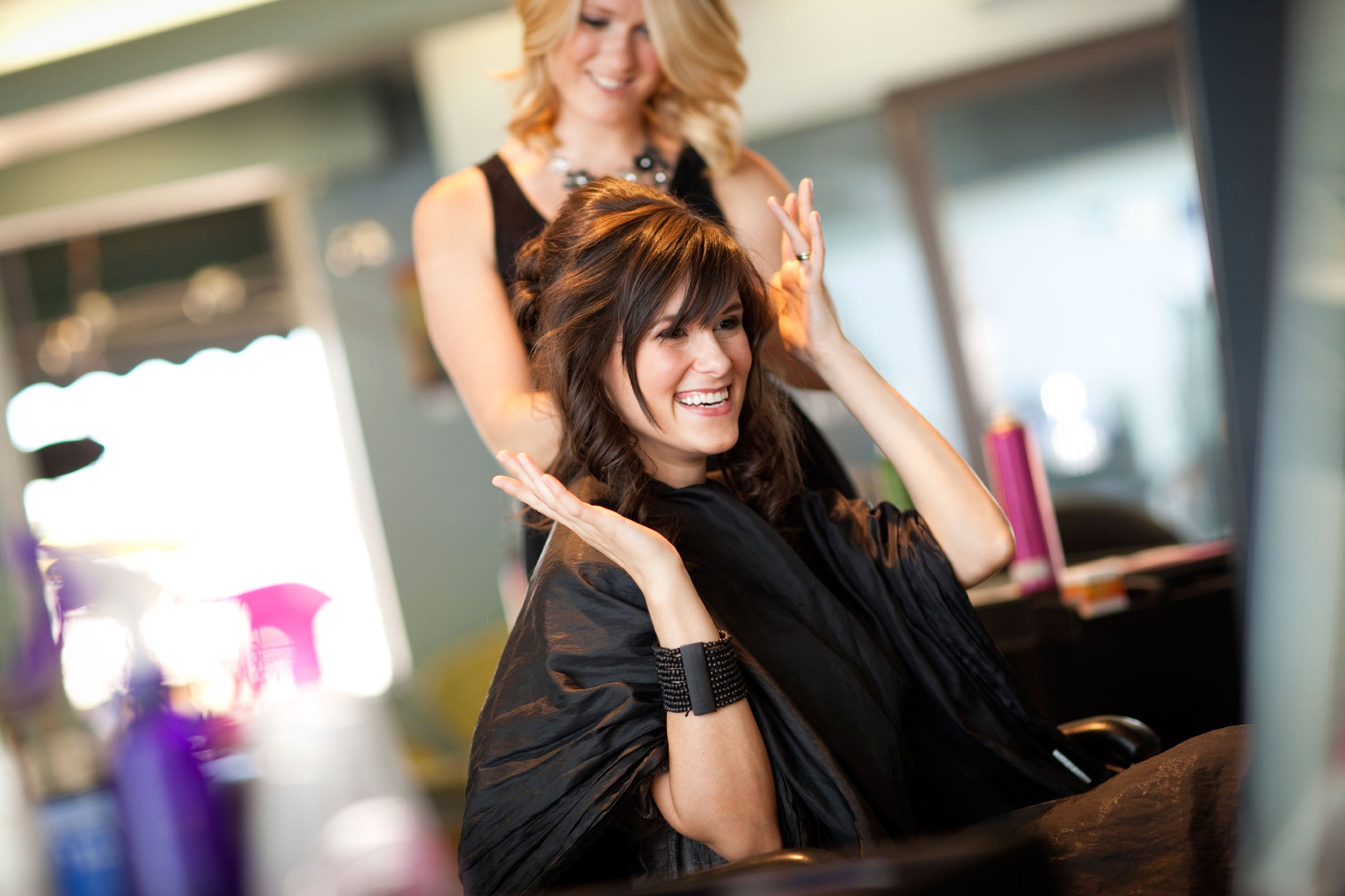 hairdresser South yarra