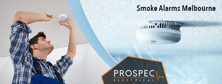 smoke alarm service Melbourne